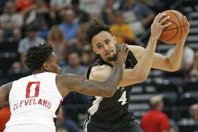 Derrick White averaged a Summer League-best 23 points per game in Utah, and he scored 19 points Saturday.