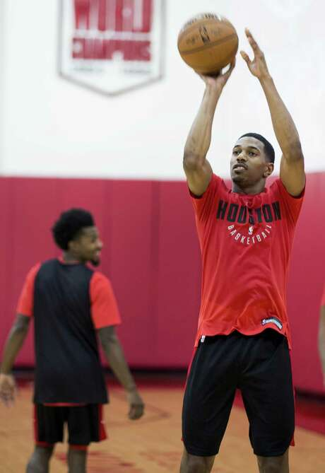 Rookie guard DeAnthony Melton finished with 15 points in the Rockets' 87-81 summer league victory Sunday. Photo: Brett Coomer, Staff / Houston Chronicle / © 2018 Houston Chronicle