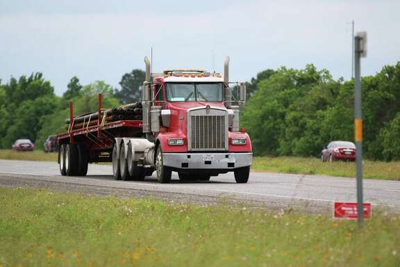 Not all truck drivers disobey the law. There are county and state roads that are built to handle the heavy loads of the trucks and most, but not all, abide by the routes they are given to travel.