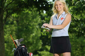 Edwardsville's Addy Zeller became the 10th player in the program's history to earn a state medal in a senior season that earned her recognition as 2017 Telegraph Girls Golfer of the Year.