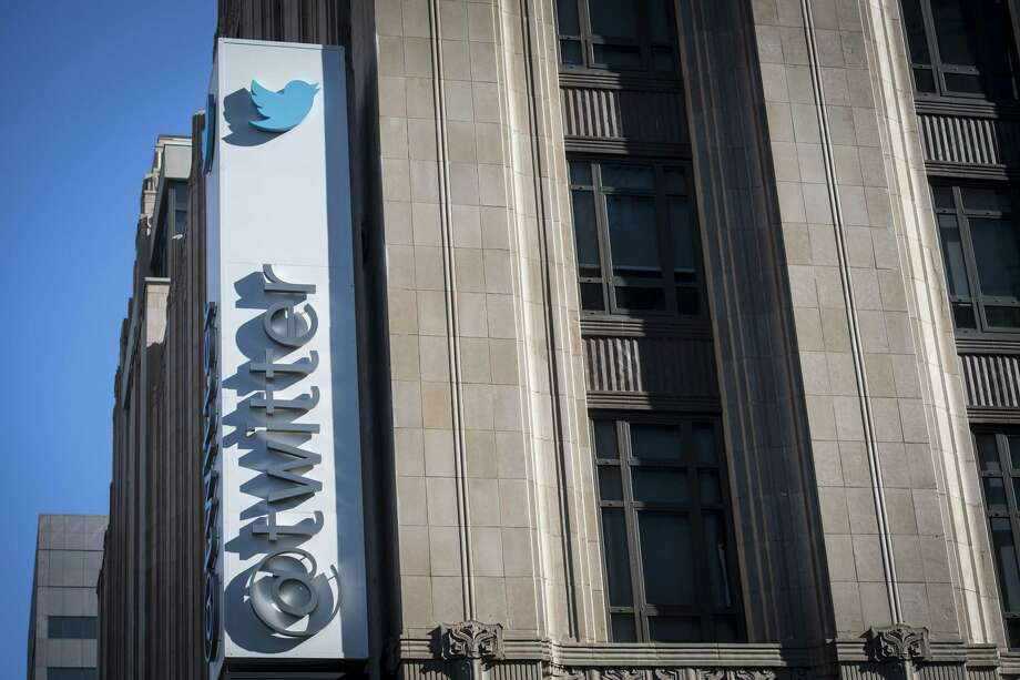 Twitter headquarters in San Francisco on Feb. 8, 2018. Photo: Bloomberg Photo By David Paul Morris. / © 2018 Bloomberg Finance LP