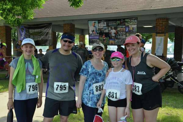 A scene from the Greg Butch Memorial 5K Run/Walk on Saturday, June 30, 2018 in Bay City. (Photo provided/P3 Images)
