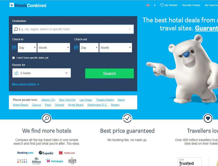 Booking Holdings is acquiring an Australian hotel meta search engine and adding it to its Kayak subsidiary based in Stamford.
