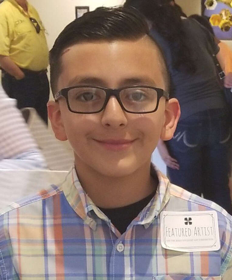 Greathouse Elementary sixth-grader Christian Villarreal participated in the National Youth Leadership Conference June 15-26 in Washington, D.C. He is the son of  Lisa and Adriana BalerioVillerreal.