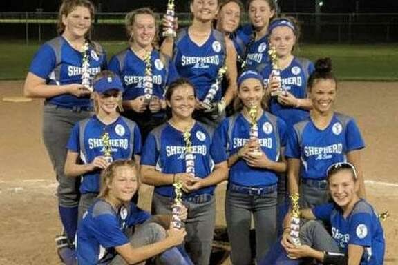 The Shepherd Belles All-Star softball team won the district tournament held in Anahuac from June 30 to July 2. The team is set to go to the state tournament in Sulfur Springs on July 13.