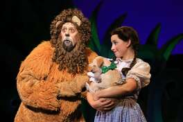 The Wizard Of Oz.   Lutcher Theater of the Performing Arts