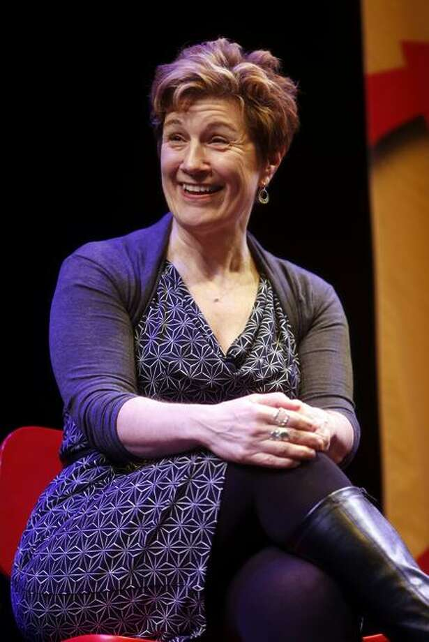 """Lisa Kron's """"Oedipus at Palm Springs"""" will be at Theatre Rhinoceros in San Francisco. Photo: Scott Strazzante / The Chronicle 2016 / ONLINE_YES"""