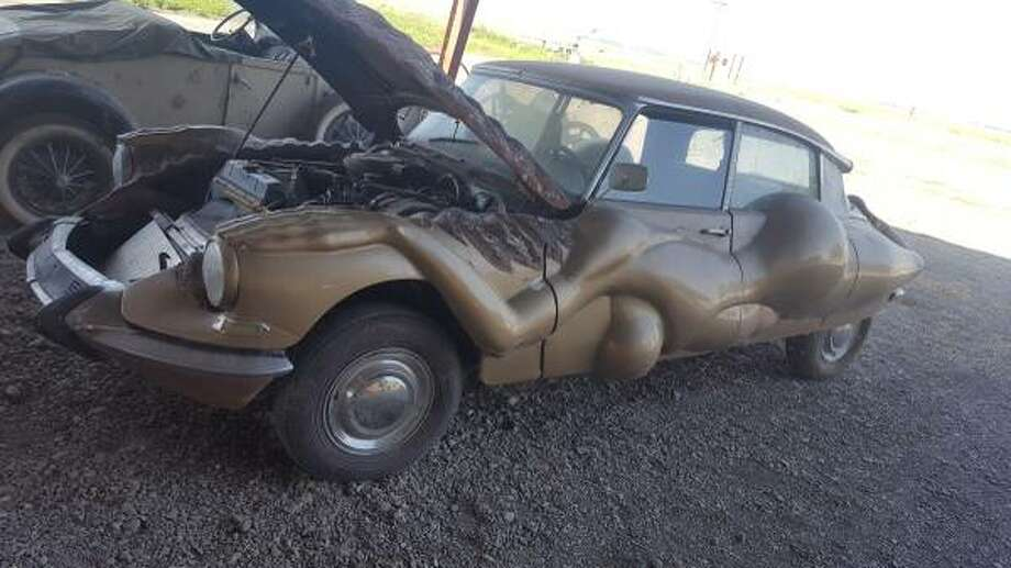 Is This Craigslist Naked Lady Fetish Mobile The Ugliest Car Ever