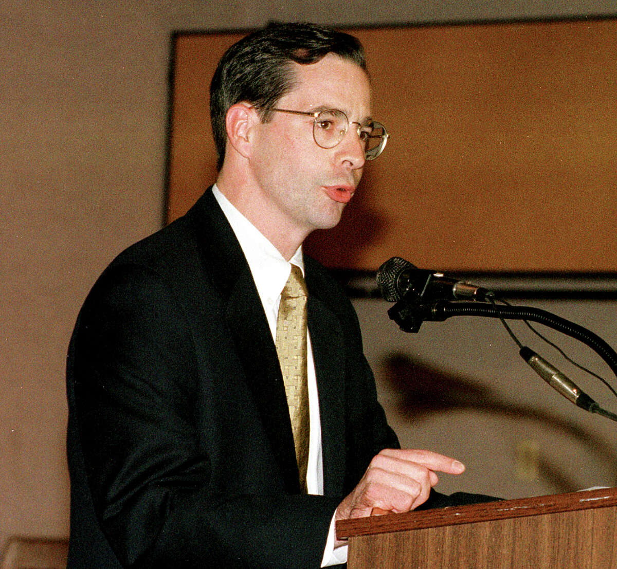 Paul Clyne was an Albany County assistant district attorney at the time of Gary Evans' death in 1998. (Times Union Staff Photo by TOM LAPOINT)