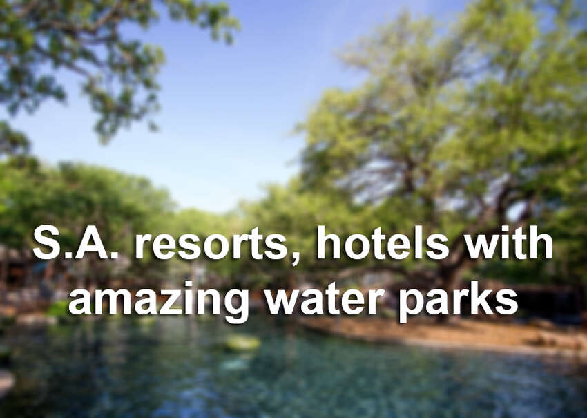 Check out some of the best places to cool off, at some of the San Antonio-area's most luxurious resorts and hotels.