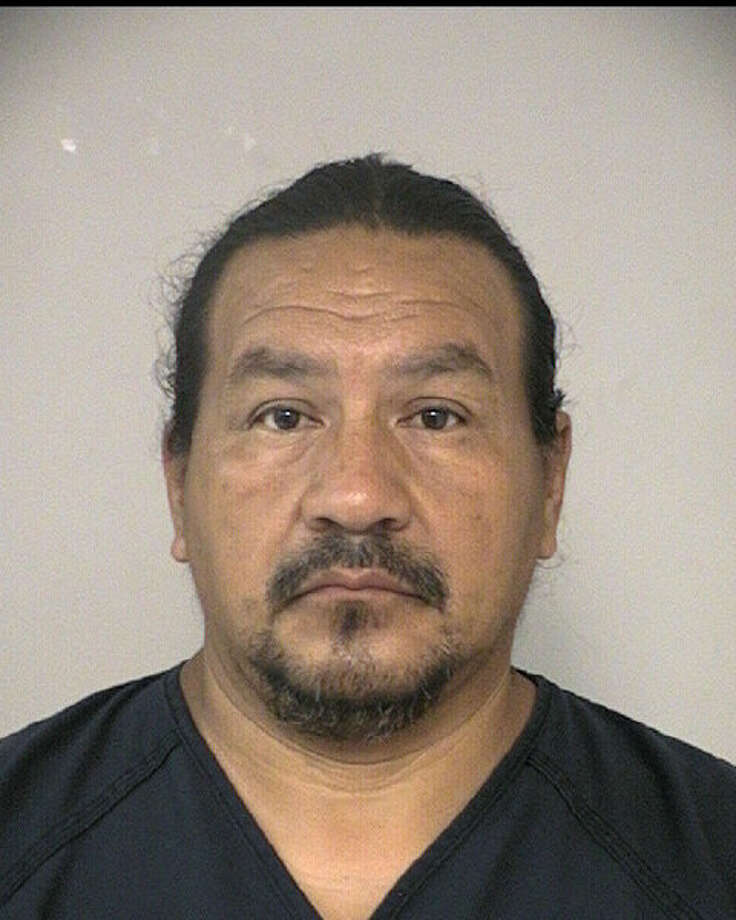 Miguel Fonseca is charged with resisting arrest in Fort Bend County on July 8, 2018. He is currently in the jail with bond set at $1,000, plus fines for two previous warrants for speeding and failure to appear. Photo: Fort Bend County Jail