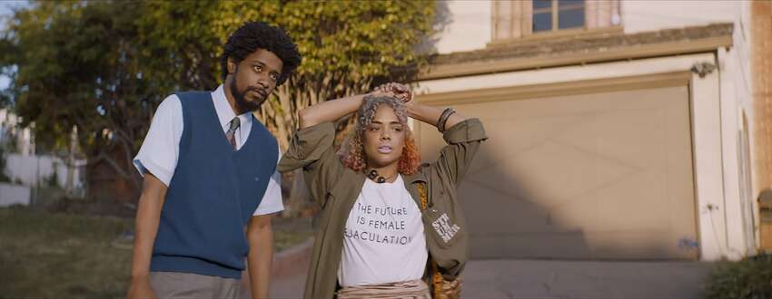 Sorry to Bother You (2018) The sci-fi dark comedy written, produced and directed by legendary Oakland rapper Boots Riley was set in Oakland and shot in various locations throughout the city.