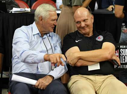 Resurgent Los Angeles Clippers feeling Jerry West's