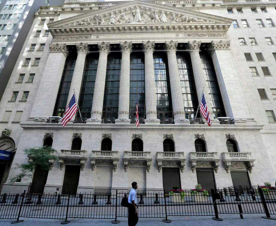 FILE- This June 25, 2018 file photo shows the New York Stock Exchange in New York. The U.S. stock market opens at 9:30 a.m. EDT on Monday, July 9. (AP Photo/Seth Wenig, File) Photo: Seth Wenig / AP