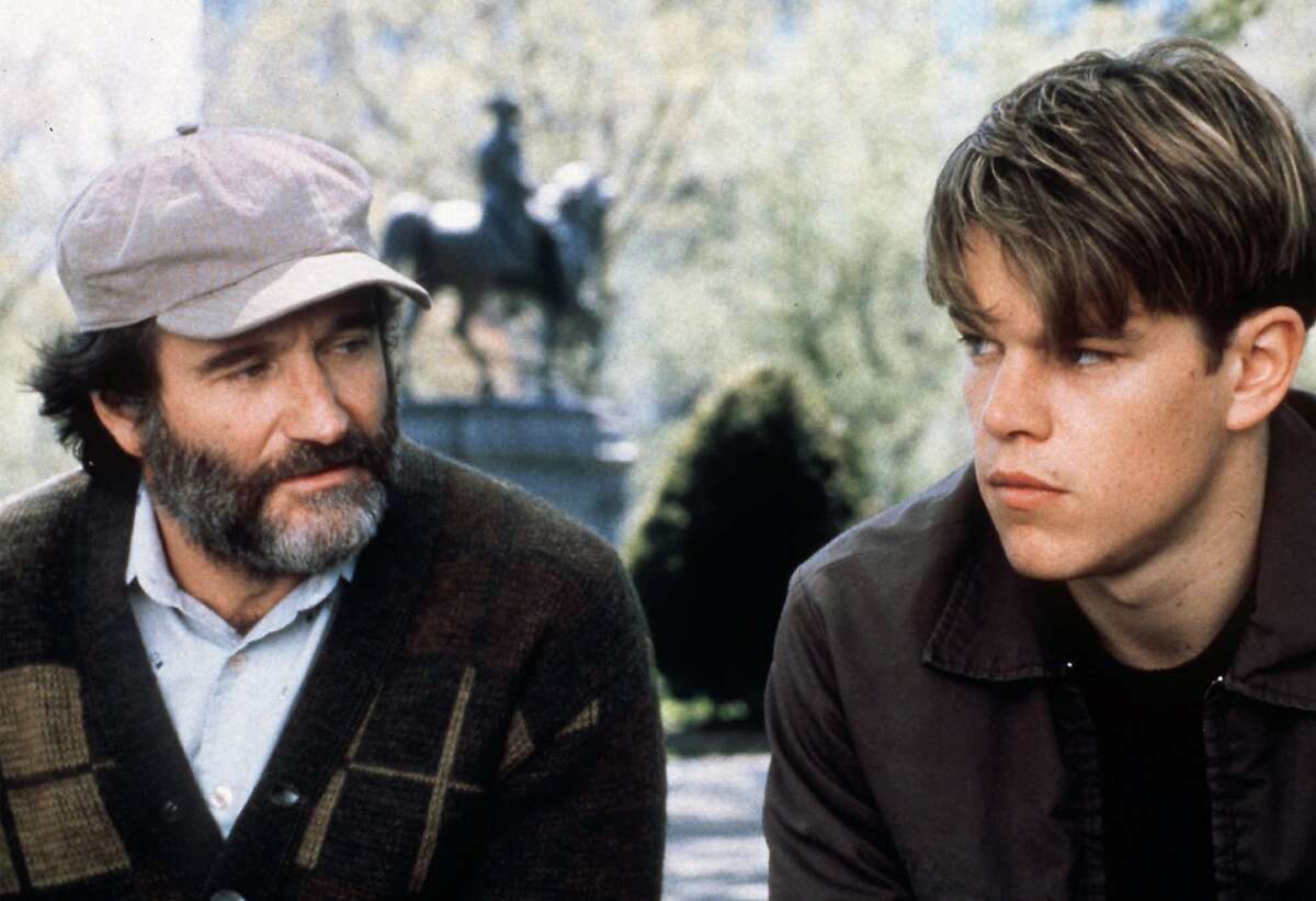 Good Will Hunting (1997)Available on Netflix Nov. 1 Will Hunting, a janitor at M.I.T., has a gift for mathematics, but needs help from a psychologist to find direction in his life.