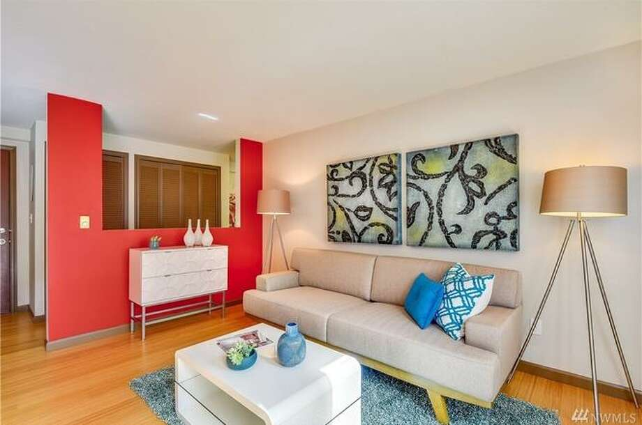 3661 Phinney Ave N #102, Seattle, WA 98103, listed for$399,950. See the full listing below. Photo: Windermere Real Estate/HLC