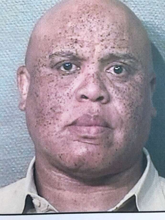 Garry Jenkins, 56, is a person of interest in the stabbing death of a woman in northeast Harris County. Photo: Credit Is Harris County Sheriff's Office