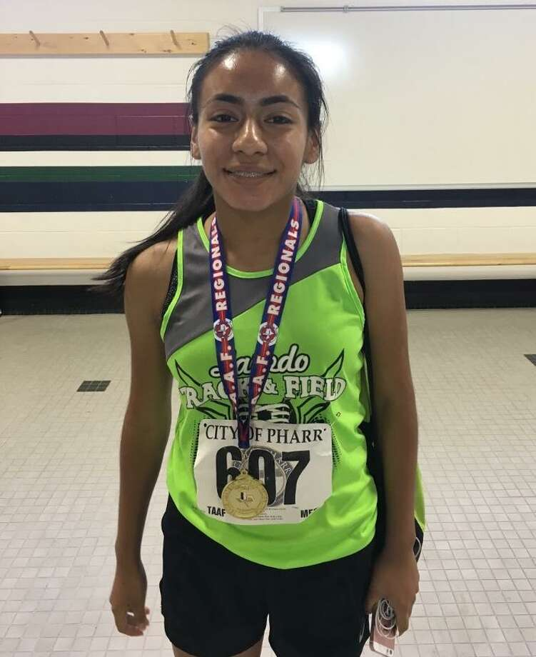 Valerie Garcia earned a spot at the state meet in College Station July 26-28. Photo: Courtesy Photo