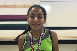 Valerie Garcia earned a spot at the state meet in College Station July 26-28.