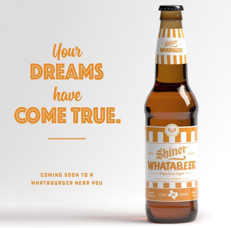 No, Whataburger and Shiner aren\'t making a collaborative beer after ...