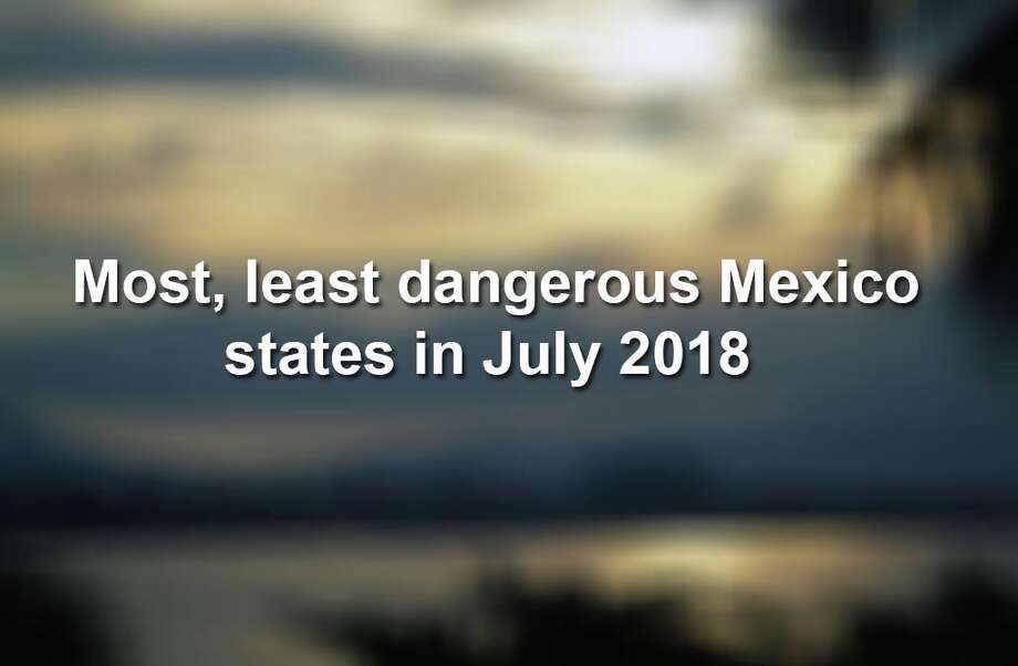 Keep scrolling to see where the most and least dangerous states to travel to in Mexico are. Photo: DEA / ARCHIVIO J. LANGE/De Agostini/Getty Images
