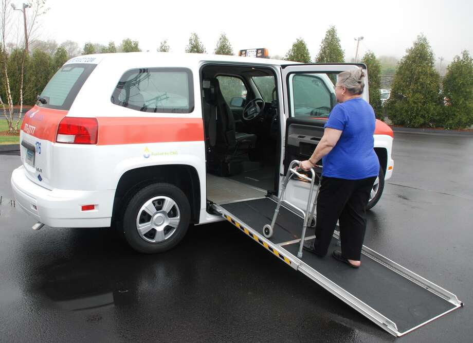 The Trumbull-based Kennedy Center offers a Travel Training Program to help those with disabilities take mass transit and find other ways to get around. Photo: Contributed Photo / Connecticut Post Contributed