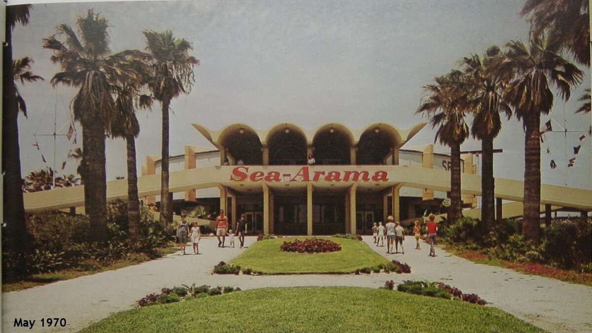 Galveston Island once had an wildlife-filled park similar to SeaWorld. Once the San Antonio attraction dominated the market in 1988, Sea-Arama shut down and the park slowly decayed until it demolished over a decade ago.This is how the park looked in May 1970, just five years after it opened. See more photos of the park in its heyday...