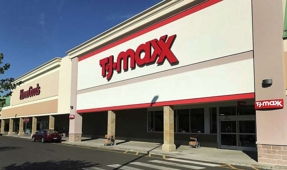 67 Newtown Road, Danbury: The T.J. Maxx store in the  Candlewood Plaza Shopping Center in Brookfield will close in approximately one  month and move to the Berkshire Shopping Center on Newtown Road in Danbury. T.J.  Maxx will open next to HomeGoods, another TJX Companies store, in Danbury.  Sierra Trading Post and Marshalls, also TJX stores, have locations in Berkshire  Shopping Center as well. A representative of Raymour & Flanigan, which owns  Candlewood Plaza Shopping Center, said there are no plans yet to fill the space  that will be vacant when T.J. Maxx departs. Photo: Chris Bosak / Hearst Connecticut Media / The News-Times