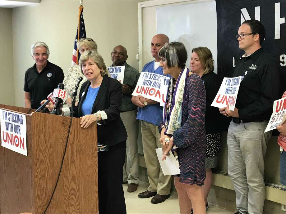 DeLauro, Weingarten vow ongoing fight for unions - New Haven Register