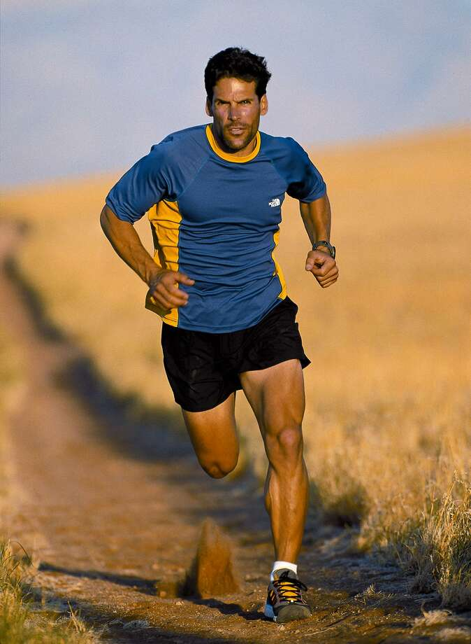 "Ultramarathoner and best-selling author Dean Karnazes co-edited and contributed to the book ""Chicken Soup for the Soul: Runners,"" which was published in 2010. Photo: Contributed Photo / Connecticut Post Contributed"