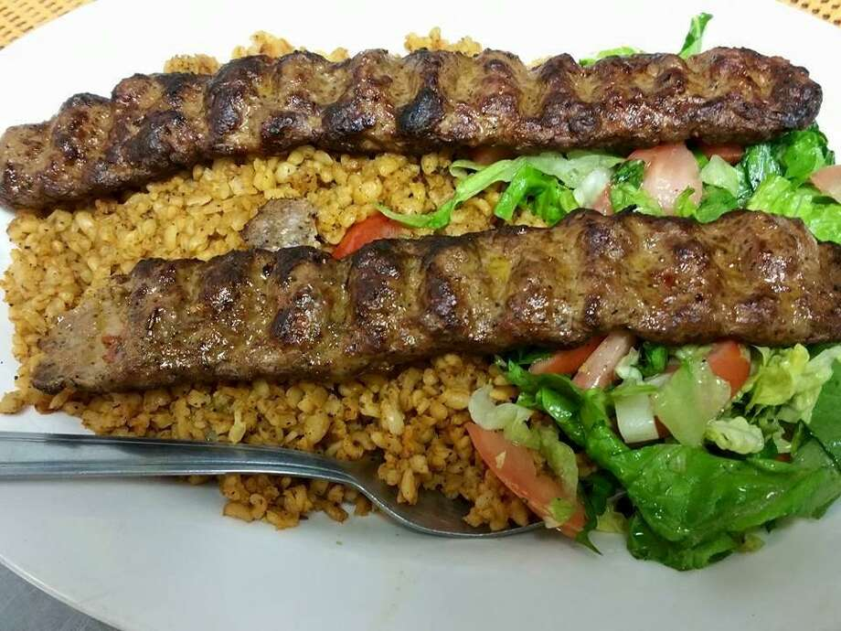 The Adana Kabab at the My Gyro Turkish restaurant in Stratford. Photo: Contributed Photo