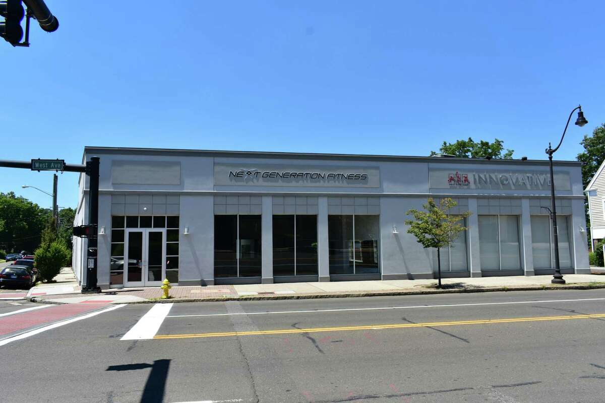 The former Next Generation Fitness gym at 698 West Ave. in Norwalk, Conn. The owners of the fitness boot camp vacated the building entering July 2018 after two years in business.