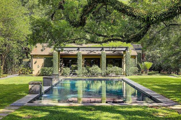 2 Longfellow Ln, Houston, TX 77005  Price: $15 million Size: 12,808 square feet/1.72 acres lot Photo: Realtor.com