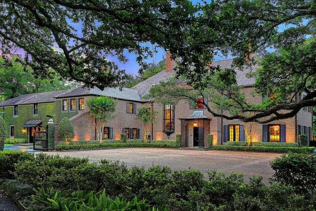 2 Longfellow Ln, Houston, TX 77005Price: $15 millionSize: 12,808 square feet/1.72 acres lot Photo: Realtor.com