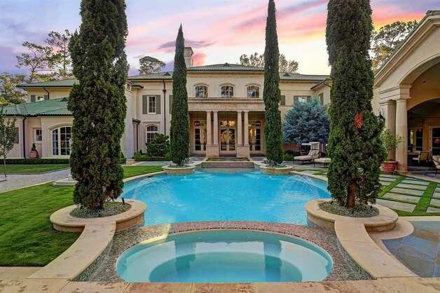 526 W Friar Tuck Ln, Houston, TX 77024 Price: $18.95 million Size: 13,836 square feet/1.63 acres lot Photo: Realtor.com