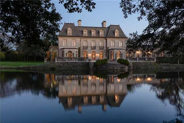 8891 Jourdan Way, Dallas, TX 75225 Price:  $24.5 million Size: 18,691 square feet/3.2 acres lot Photo: Realtor.com