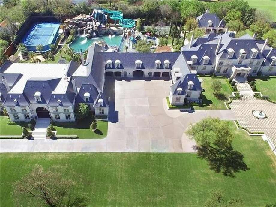 The palatial property just sold to a famed Dallas developer. Photo: Realtor.com