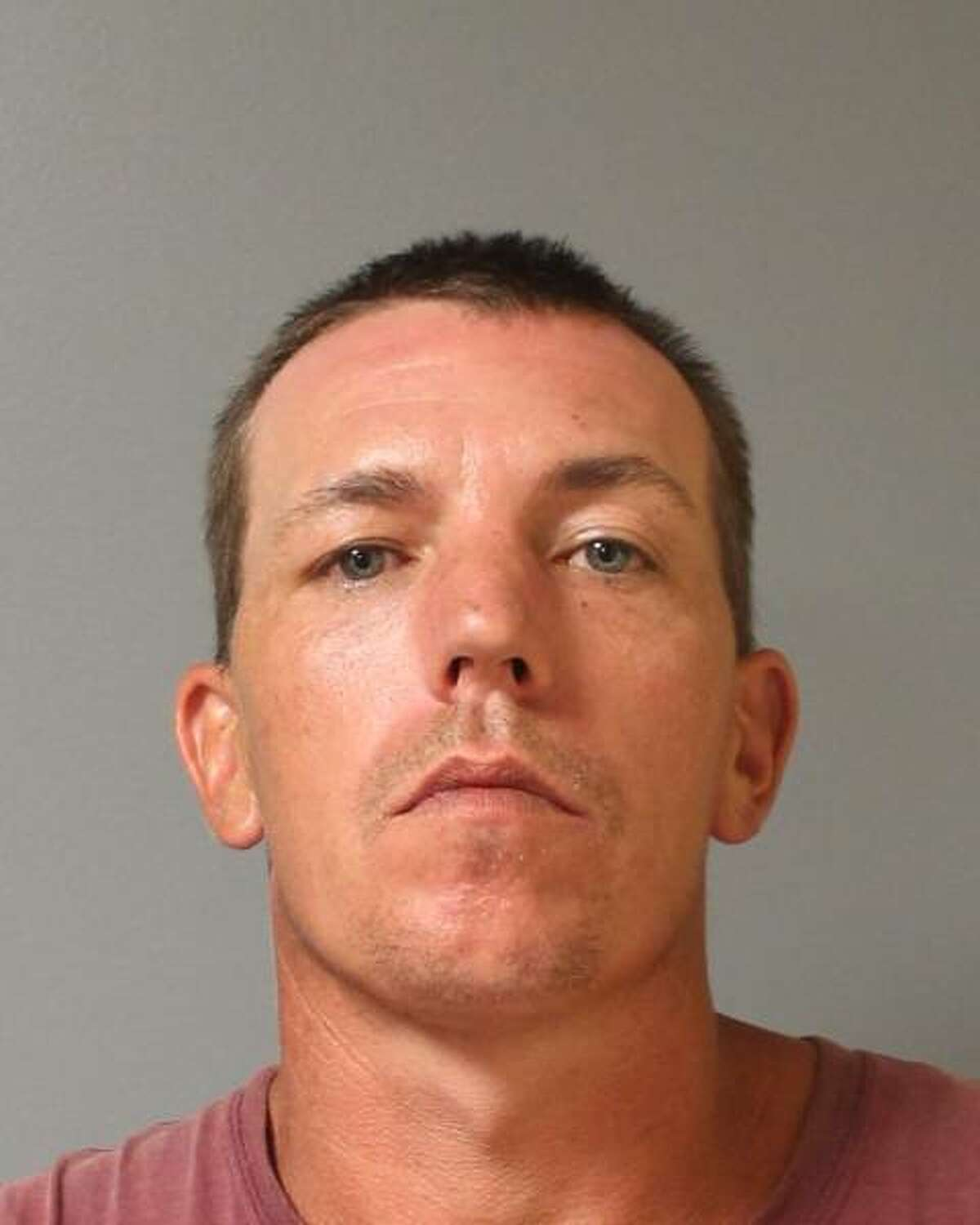 Shane Nadolny, charged with robbery in Saratoga Springs.