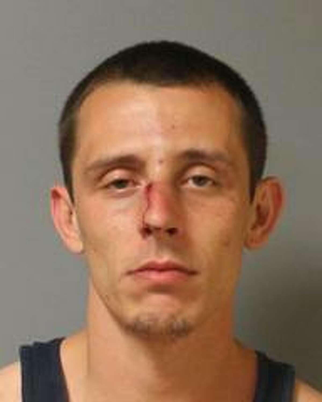 Scott Luciano, robbery suspect