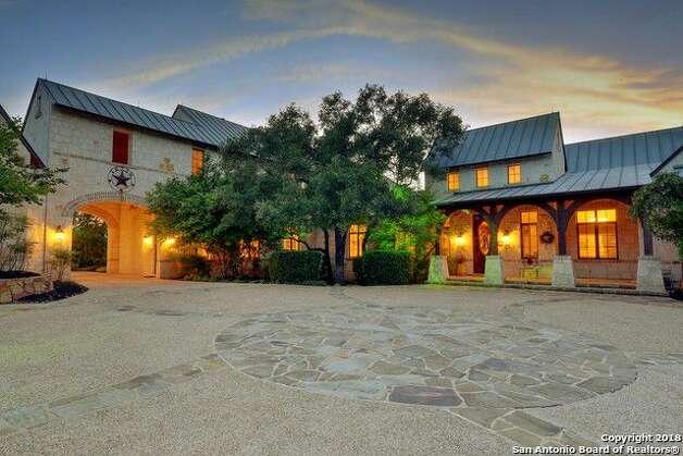 70 High Cres, San Antonio, TX 78257Price:$5.25 millionSize:9,193 square feet/2.47 acres lot Photo: Realtor.com