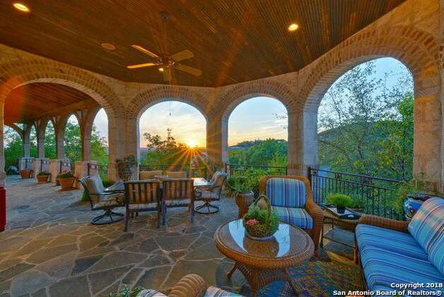 70 High Cres, San Antonio, TX 78257 Price:  $5.25 million Size: 9,193 square feet/2.47 acres lot Photo: Realtor.com