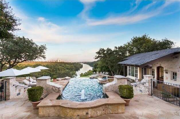 3148 Above Stratford Pl, Austin, TX 78746Price:$11.5 millionSize:9,716 square feet/4.43 acres lot Photo: Realtor.com