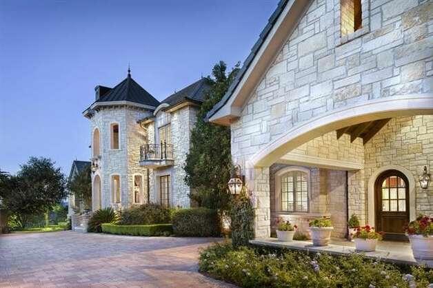 4433 River Garden Trl, Austin, TX 78746Price:$12.9 millionSize:20,708 square feet/3.06 acres lot Photo: Realtor.com