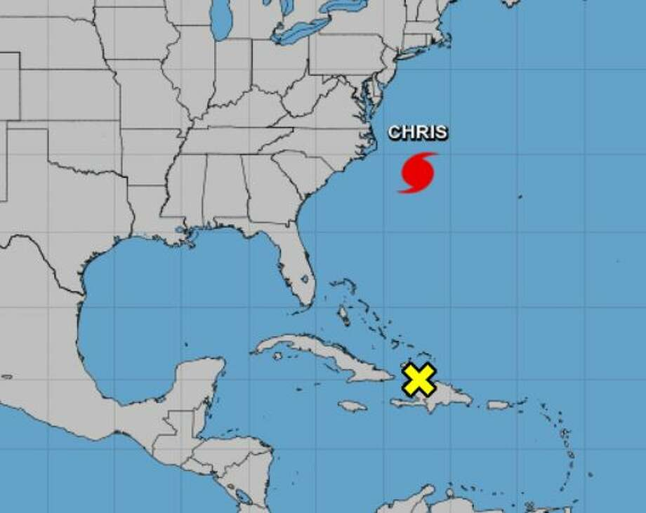 Photo: National Hurricane CenterClick through to see the 2018 Atlantic storm names.
