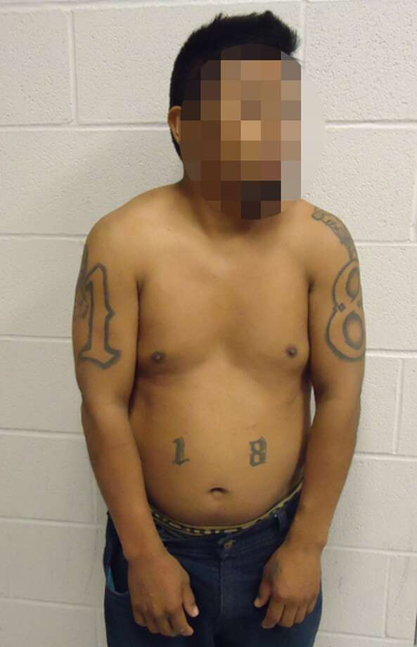 Agents apprehended documented MS-13 and 18th Street gang members over a four-day span in early July. Photo: Border Patrol