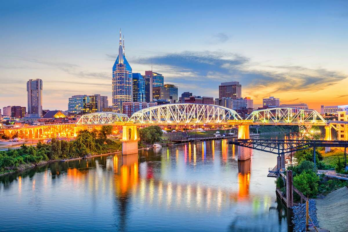 28. Nashville, Tennessee Rate of new entrepreneurs: 0.27 percent of the adult population  Startup density: 82.2 startups for every 1,000 businesses