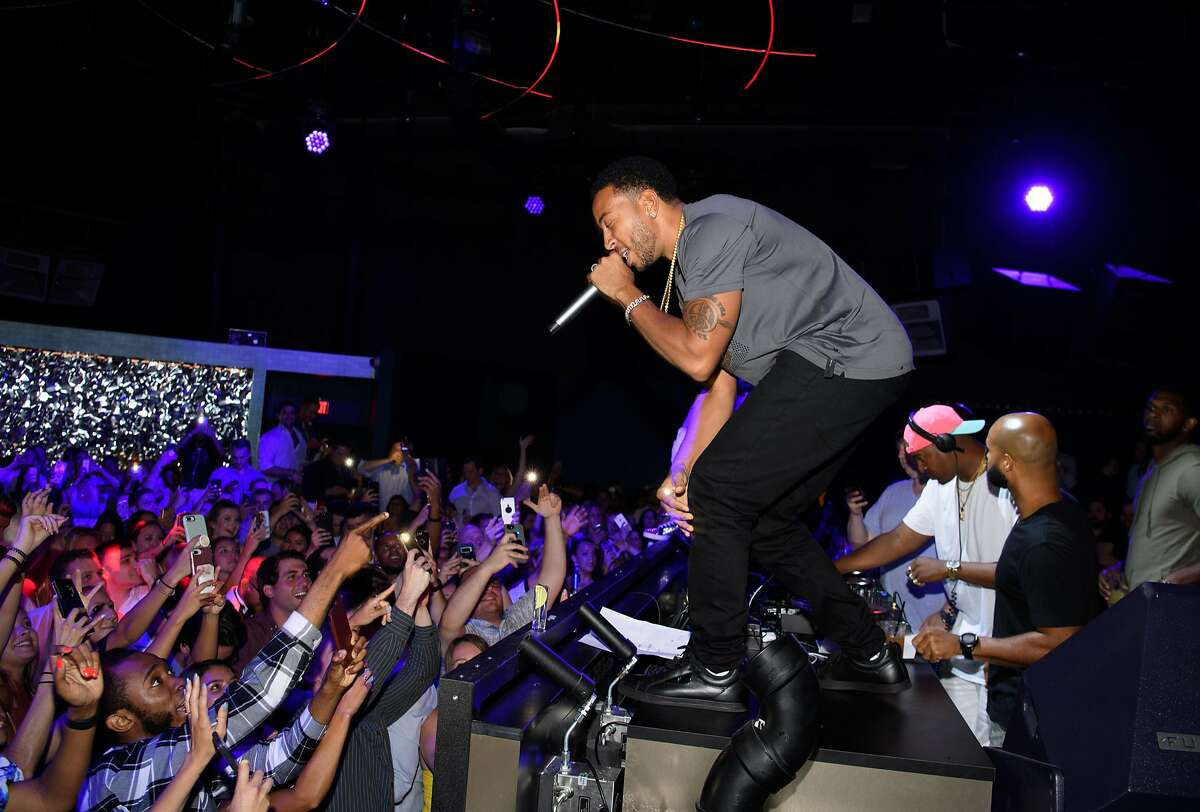 ATLANTIC CITY, NJ - JUNE 30: Ludacris performs at the DAER Nightclub Hotel & Casino Atlantic City Grand Opening Weekend at DAER Nightclub at Hard Rock Hotel & Casino Atlantic City on June 30, 2018 in Atlantic City, New Jersey. (Photo by Dave Kotinsky/Getty Images for DAER Nightclub)