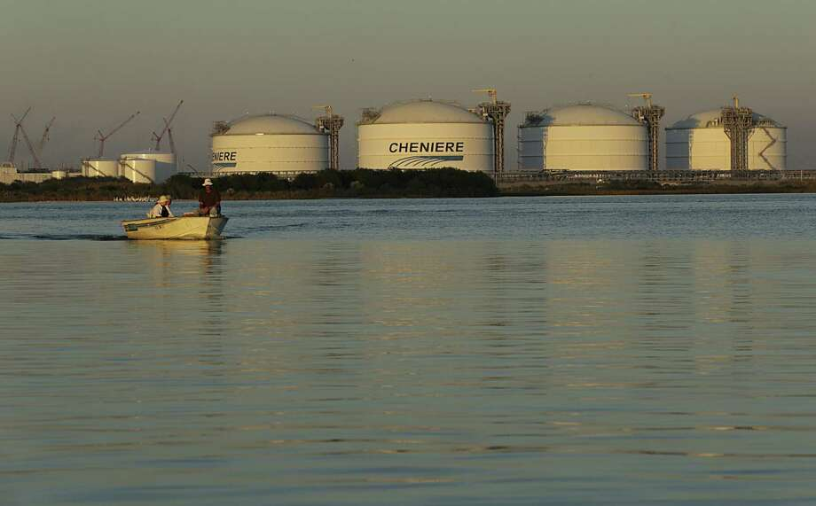 Ferc Speeding Up Reviews On Lng Projects Houston Chronicle
