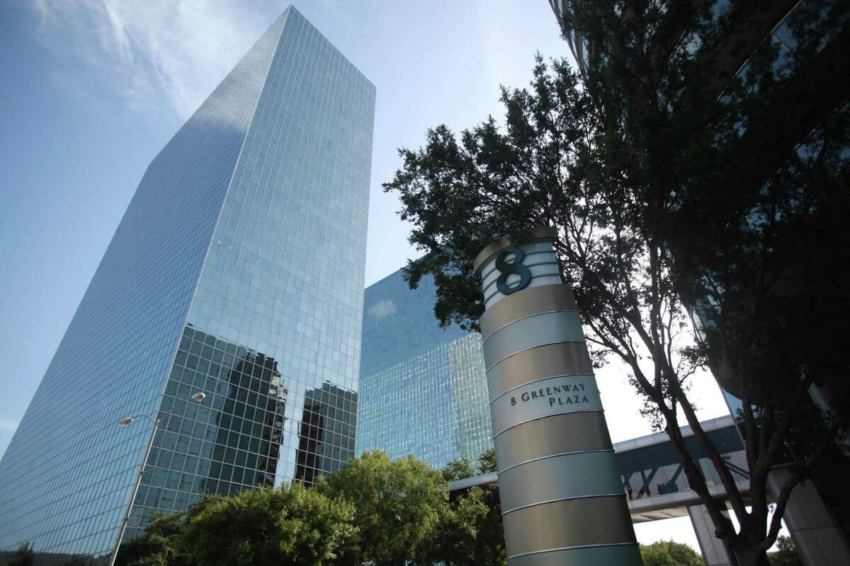 Greenway Plaza complex is being sold to Atlanta-based Cousins Properties on Monday, July 29, 2013, in Houston. ( Mayra Beltran / Houston Chronicle )