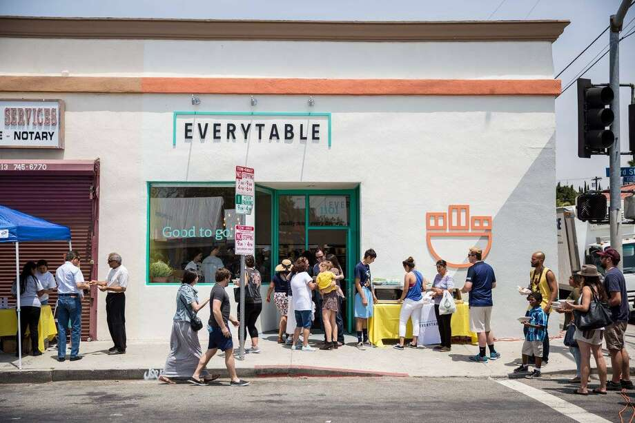 Everytable is an Los Angeles-based fast-food chain founded in 2015. Photo: Everytable/Facebook